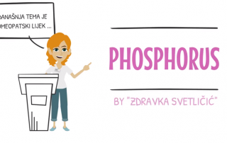 Phosphorus, homeopatija